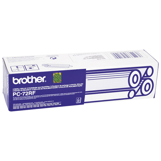 Film karbon Brother PC-72 pk2 original Cijena