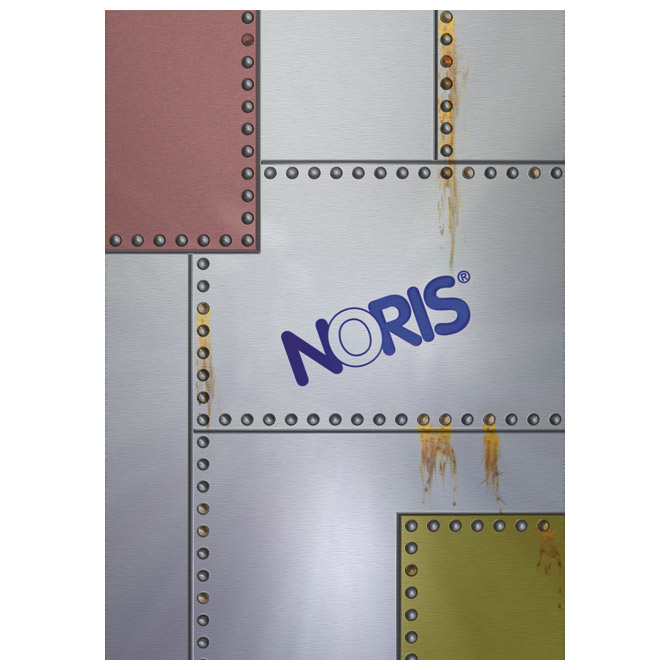 Boja za pečat (metali) Noris Color 130CS crna Cijena