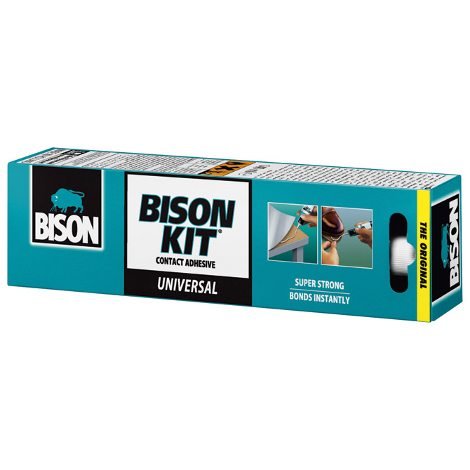 Ljepilo Bison Kit 140ml Bison blister Cijena
