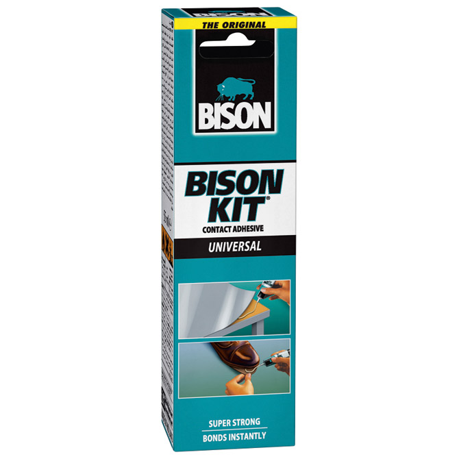 Ljepilo Bison Kit 55ml Bison Cijena