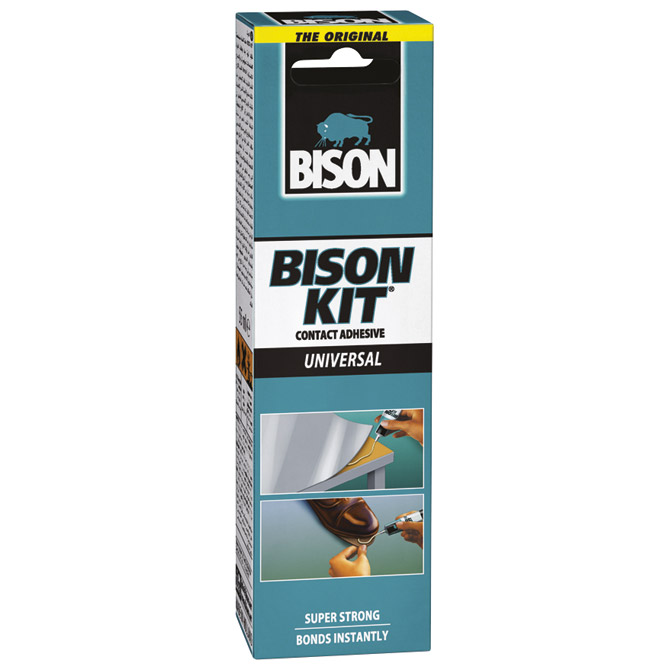 Ljepilo Bison Kit 50ml Bison!! Cijena