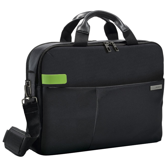 "Torba za notebook 15,6"" Smart Traveller Leitz 601600-95 crna Cijena"