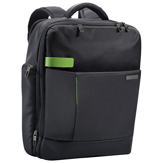 "Ruksak za notebook 15,6"" Smart Traveller Leitz 601700-95 crni!! Cijena"