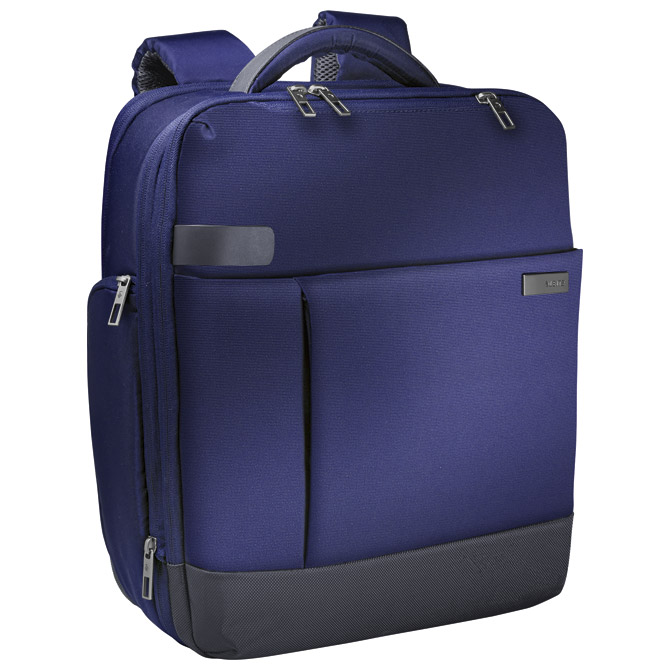 "Ruksak za notebook 15,6"" Smart Traveller Leitz 601700-69 plavi Cijena"