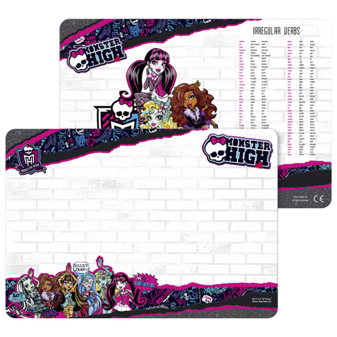 Ploča 23x33cm Monster High Starpak 284323!! Cijena